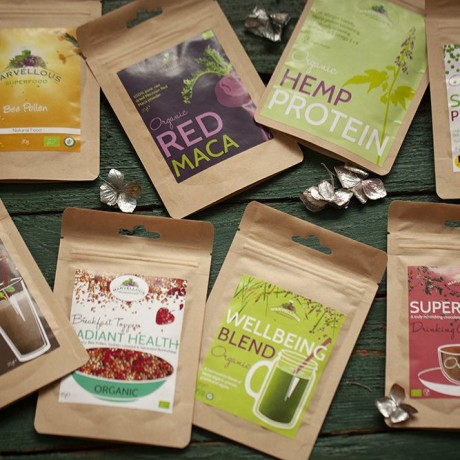 Health Box: Superfood Gift Box