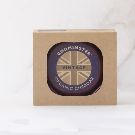 Vintage Organic (400g) Round In Gift Box