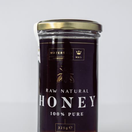 Pure Raw Mountain Honey