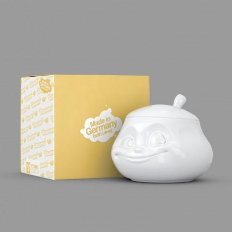 Sugar Bowl with Gift Box