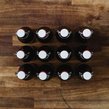 Craft Beer Bottle Set
