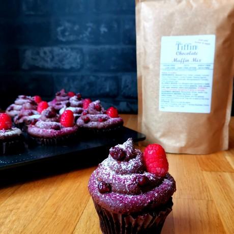 Chocolate Muffin Mix - Keto, Low Carb, Sugar Free
