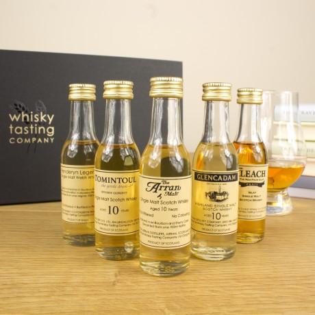 Single Malt Whisky Bottles