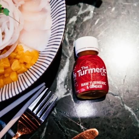 Raw Turmeric & Ginger