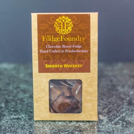 Smooth Whiskey Fudge