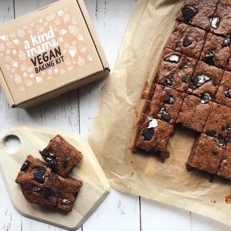 Vegan Baking Kit - Oreo Brownies