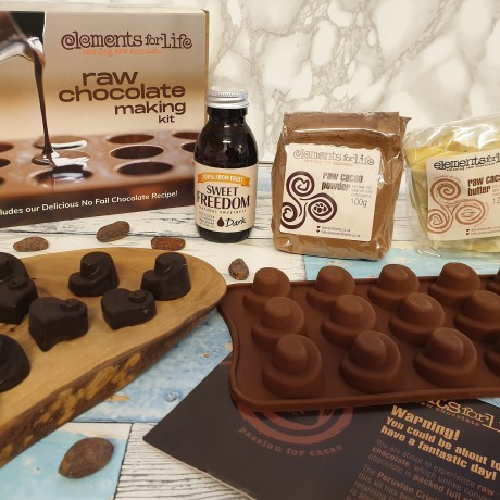 Raw Chocolate Making Starter Kit