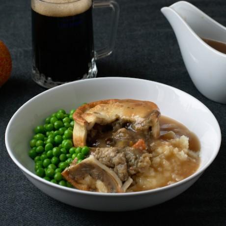 The Stoutly Vork Pie