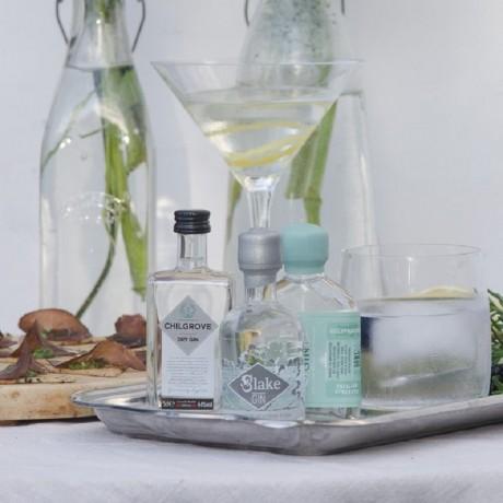 Sussex Gin & Charcuterie Hamper