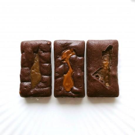 Brownie Bar Trio - (serves 3)