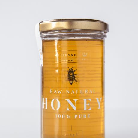 100% Pure Raw Acacia Honey 325g