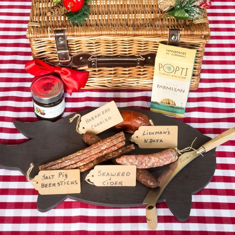 The Meat Lovers Charcuterie Box Large