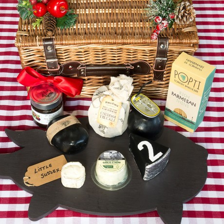 The Cheese Lovers Box Large
