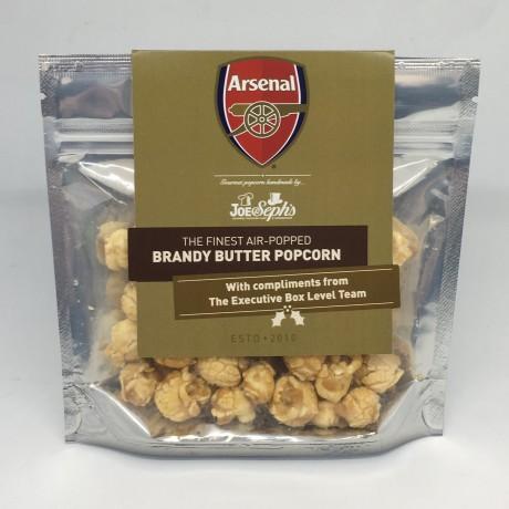 Bespoke Branded Flavoured Popcorn