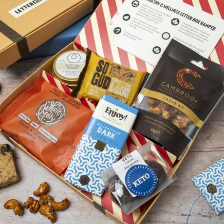 Coffee Lovers Letter Box Hamper