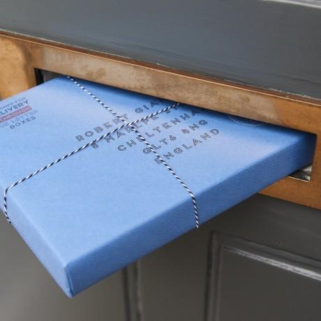 British Cheese & Charcuterie Letter Box Hamper