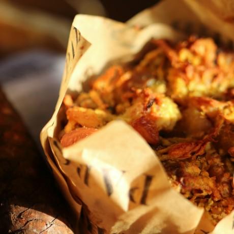 Moroccan Cashew & Walnut Roast