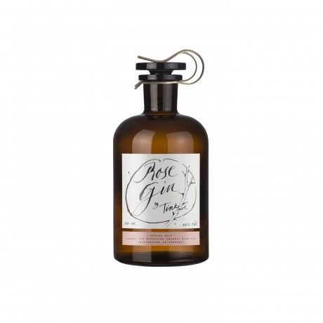 Tinkture Organic Rose Gin Classic Bottle 500ml