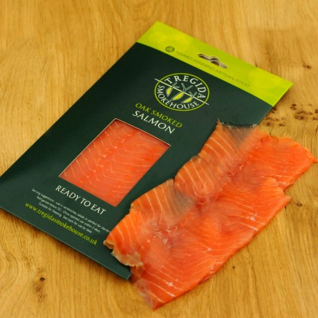 Deluxe Cornish Smoked Fish & Poultry With Smoked Cheddar