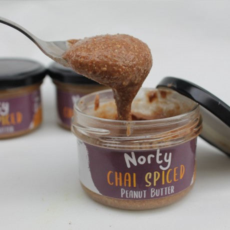 Chai Spiced Peanut Butter