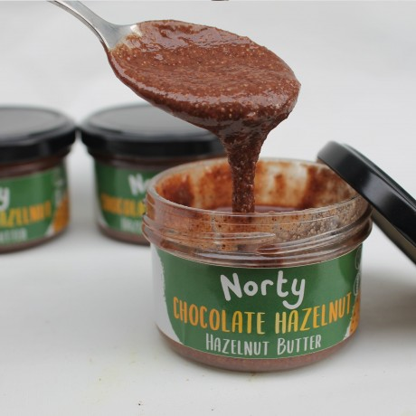 Chocolate Hazelnut Nut Butter