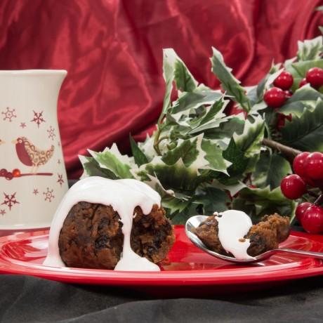 Traditional, Handmade & Award-Winning Christmas Pudding
