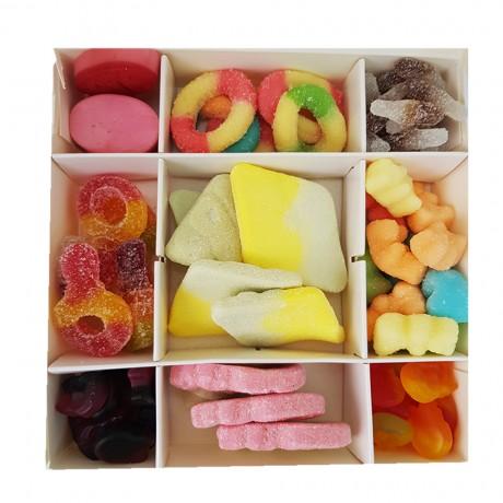 Gluten Free Vegan Personalised Sweets box