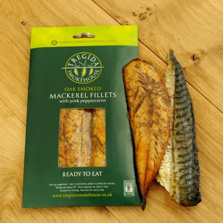 Cornish Smoked Fish and Poultry Selection