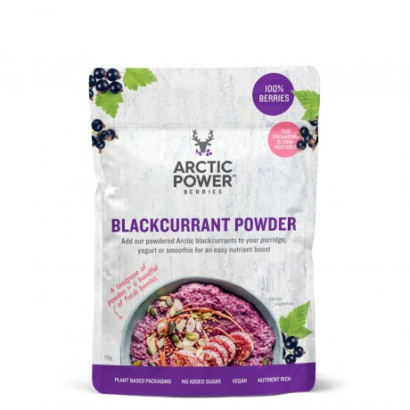 Pure Blackcurrant Powder (Twin Pack)