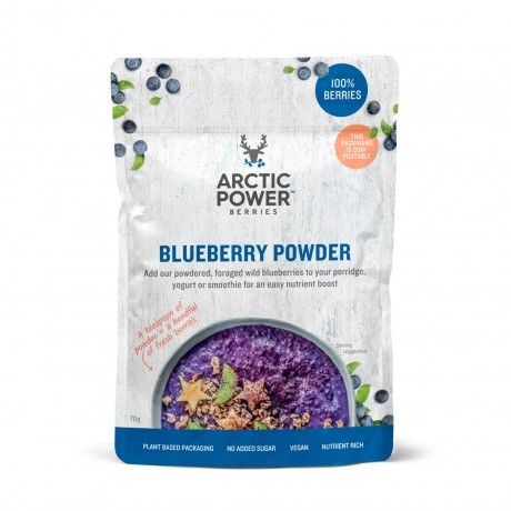 Pure Blueberry Powder (Twin Pack)