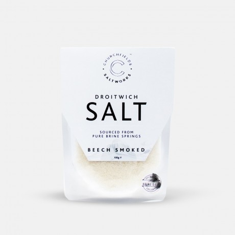 Beech Smoked Droitwich Salt