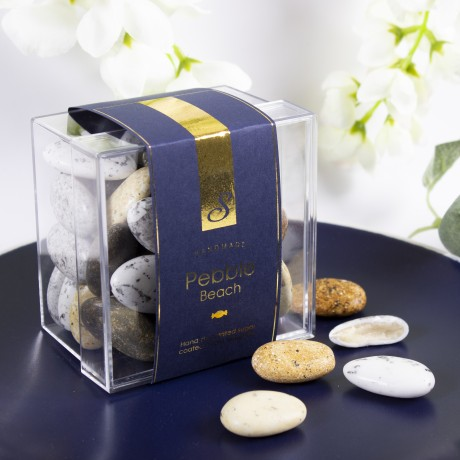 Vegan Pebble Beach - Sugar Coated Almonds