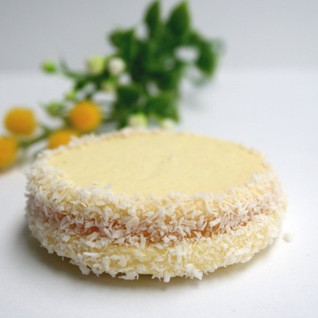 Gluten Free Lemon & Lime Alfajores