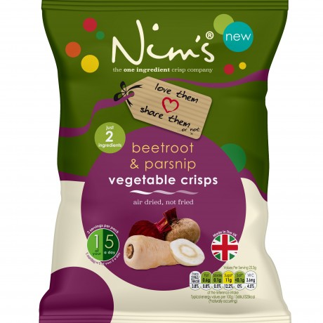 Beetroot and Parnsip share bag