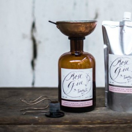 Organic Rose Gin | 500ml Refill Pouch