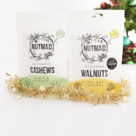 Christmas Nuts Gift Box