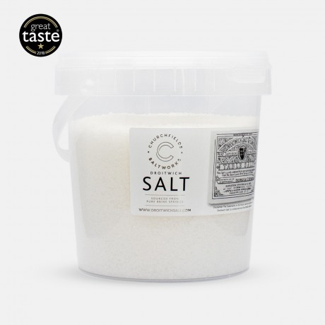 Coarse crystals for grinding - a 900g tub