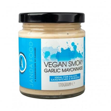 Smoky Garlic Mayonnaise