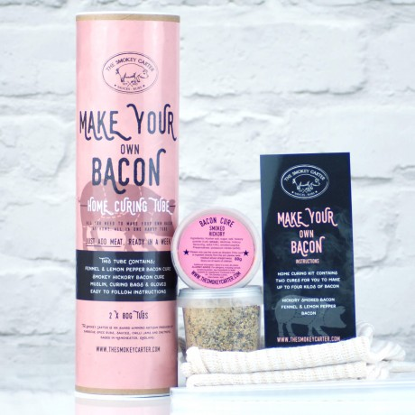 Make Your Own Bacon - Home Curing Tube