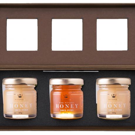 The Cambridgeshire Honey Collection