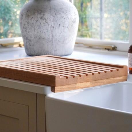 Wooden Draining Board