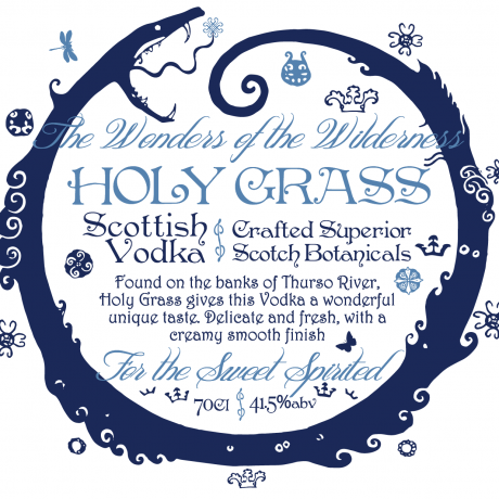 Holy Grass Vodka