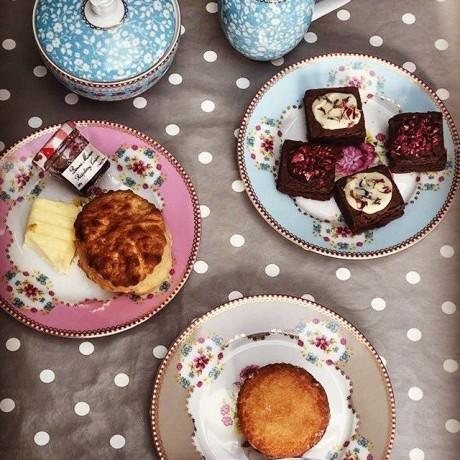 Gluten Free Afternoon Tea