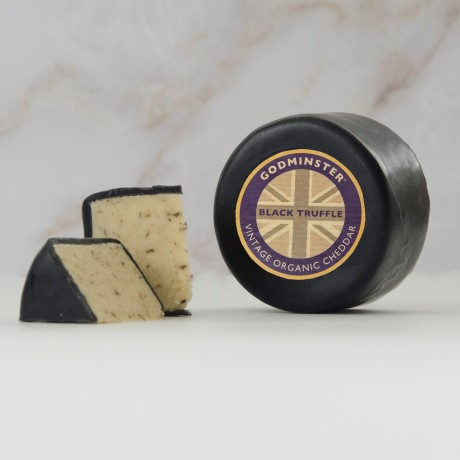 Godminster Triple Cheddar Collection - Heart