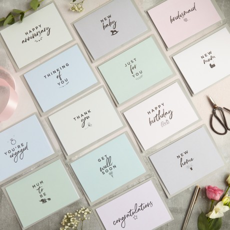 Greetings cards by Letterbox Gifts
