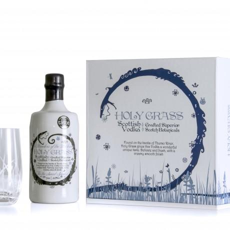 Holy Grass Vodka Gift Set
