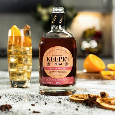 honey spiced rum
