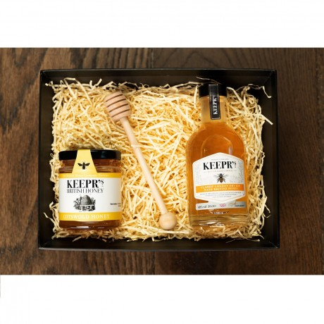 Gin, Honey and Twizzler Gift Box