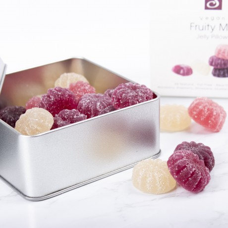 Vegan Fruity Mix - Luxury Italian Jellies Made with Real Fruit Juices