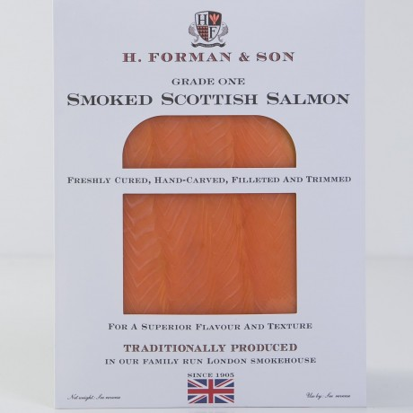 Pack of 200g Smoked Salmon